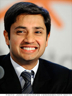 3. Aditya Mittal, Chief Financial Officer