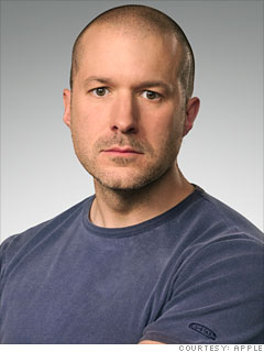 6. Jonathan Ive, Design Chief