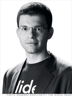 Max Levchin, Lead Engineer