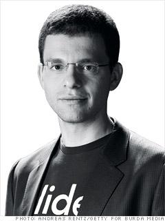 Max Levchin, Lead Engineer