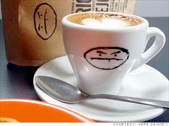 4. Café Grumpy