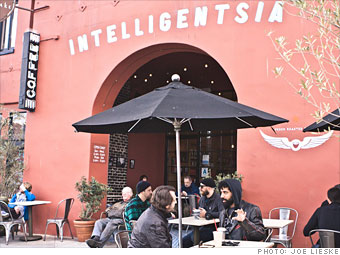 7. Intelligensia Coffee & Tea