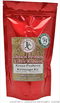 9. Johnson Brothers Coffee Roasters