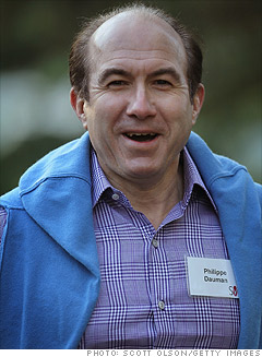 Philippe P. Dauman, $50.5 million