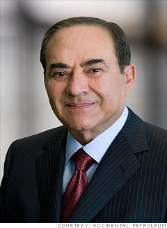 Ray R. Irani, $44.7 million