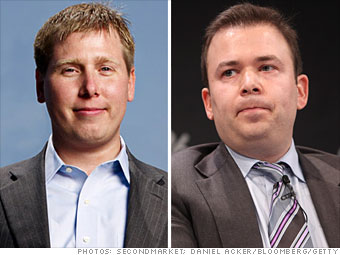 Barry Silbert & Boaz Weinstein (tie)