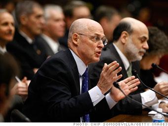 TARP bailouts: 2008