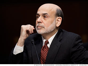 Bernanke: Inflation is still tame