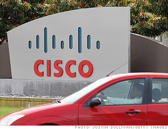 Cisco cuts 6,500 employees