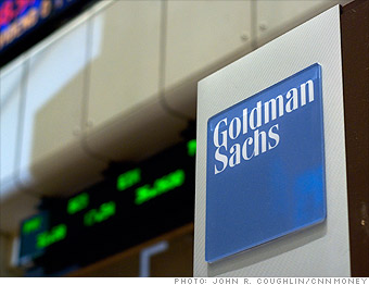 Goldman Sachs axes 1,000 jobs