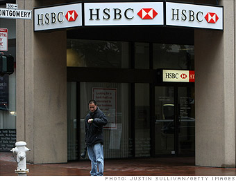 HSBC ousts 25,000 employees