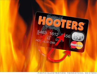 Hooters MasterCard