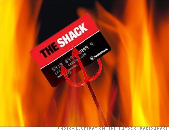 The Shack Credit Card