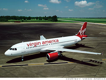 Virgin America Elevate
