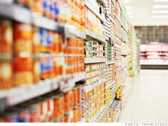 Brand-name groceries