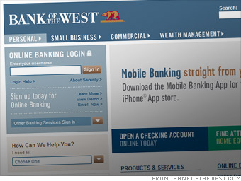 Best regional bank -- West
