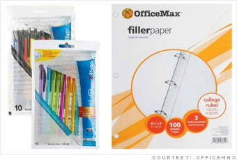 OfficeMax: Penny, dime & quarter deals