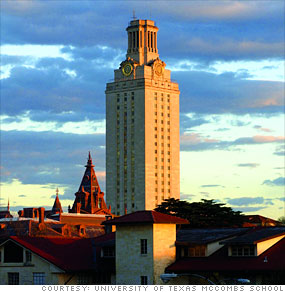 Univ. of Texas at Austin - McCombs