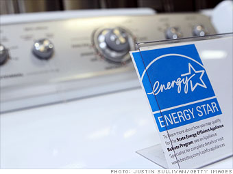 A break for energy savers