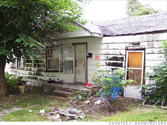 America's ugliest homes