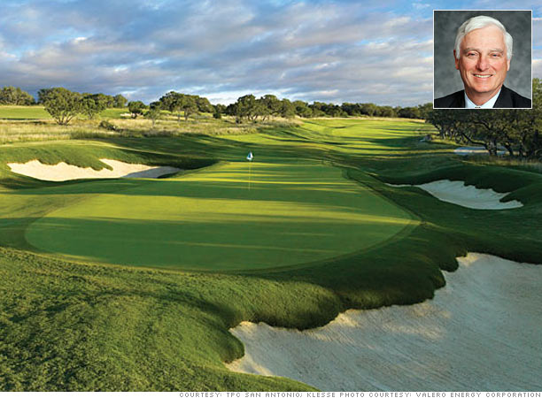 William Klesse: TPC San Antonio
