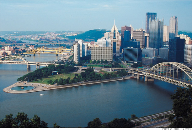 Pittsburgh --- BUY