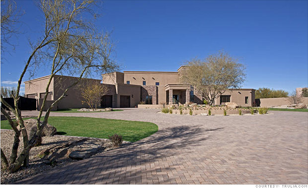 Sarah Palin's Alleged New Home in Scottsdale