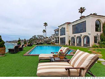 Luxury beach homes for sale la jolla calif 4 cnnmoney for Luxury beach homes for sale in california