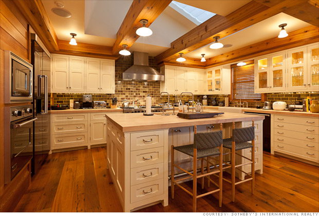 Jerry Seinfeld selling Colorado mansion for $18 million - Chef\'s ...