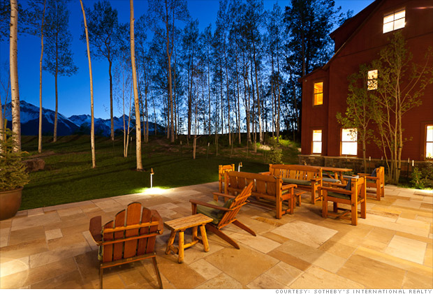 Jerry seinfeld selling colorado mansion for 18 million for Colorado dream home