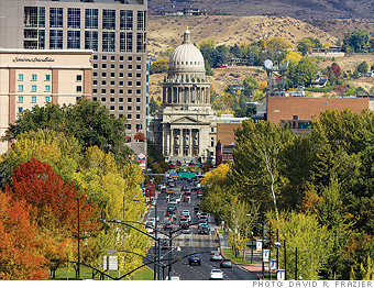 Boise, Idaho
