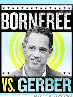 Born Free vs. Gerber