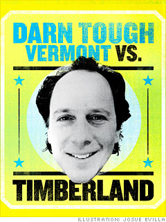Darn Tough Vermont vs. Timberland