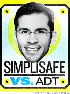 SimpliSafe vs. ADT