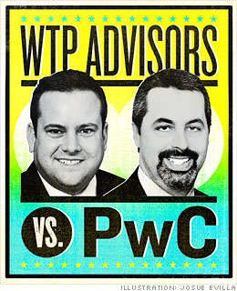 WTP Advisors vs. PricewaterhouseCoopers
