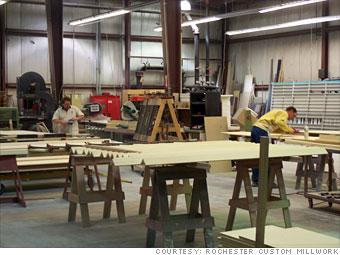 44. Rochester Custom Millwork