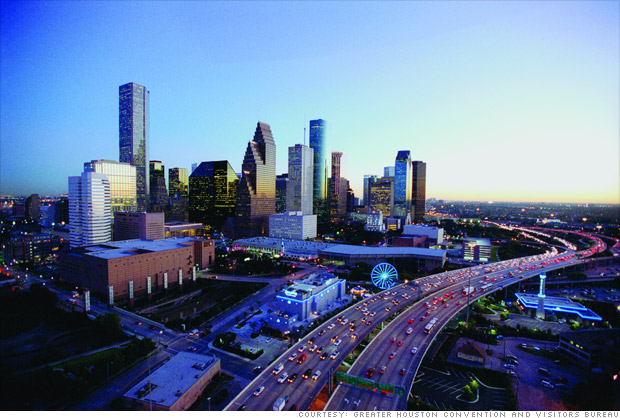1. Houston