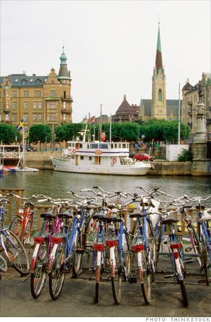 10. Stockholm
