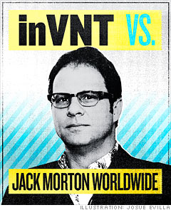 inVNT vs. Jack Morton Worldwide