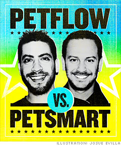 PetFlow vs. PetSmart