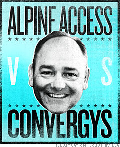 Alpine Access vs. Convergys