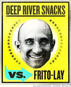 Deep River Snacks vs. Frito-Lay
