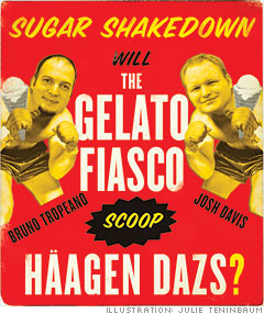 The Gelato Fiasco vs. Häagen-Dazs