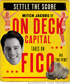 On Deck vs. FICO