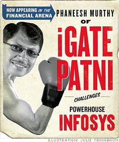 iGATE Patni vs. Infosys