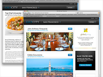 Gilt City: Glitzy Groupon