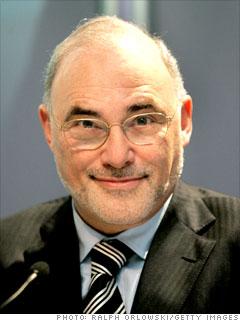 Leo Apotheker, HP