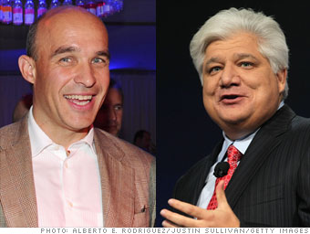 Jim Balsille & Mike Lazaridis, RIM
