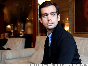 Payments: Jack Dorsey