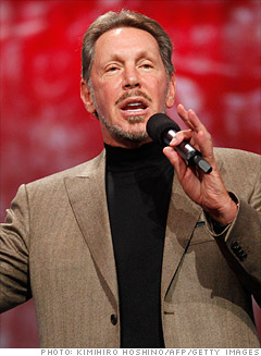 Larry Ellison: $77.6 million